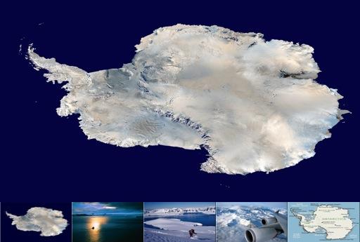 antarctica  video dictionary